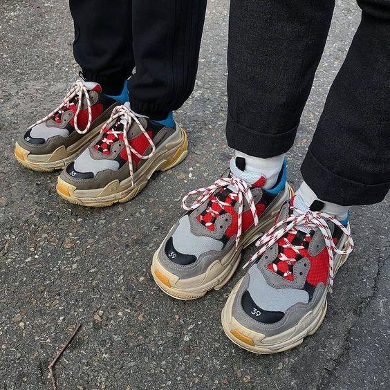 Tênis Daddy Shoes